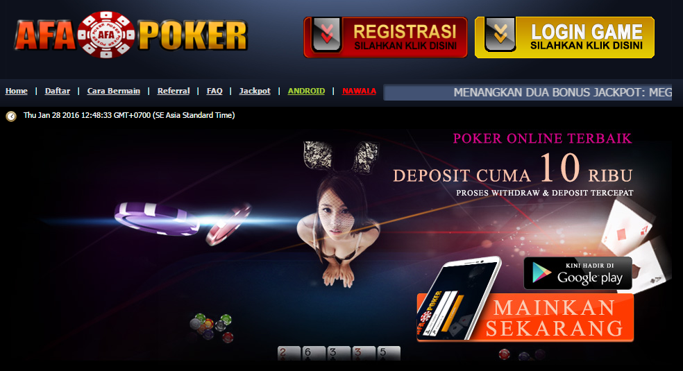 The fun of gambling in online casino