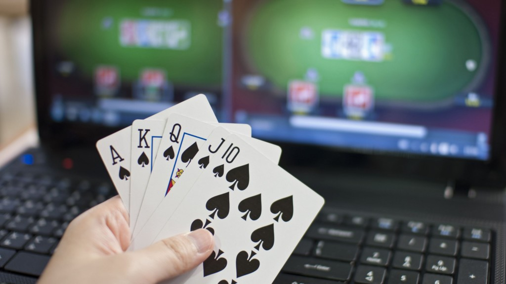 The basic rules for playing online poker games